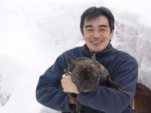 牧場主・・多賀秀人 2010.3.22